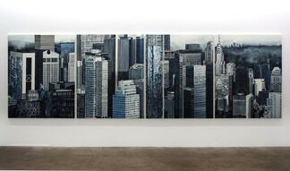 Amy Park: 1200', installation view