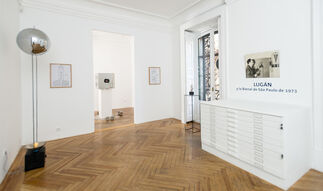 LUGÁN and the São Paulo Biennial of 1973, installation view