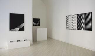Gianfranco Zappettini. Opere 1966-1971, installation view