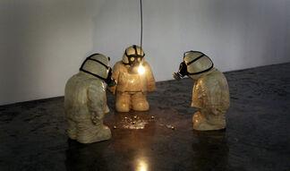 TIMO and His World. Sculptures by Rodrigo de La Sierra, installation view