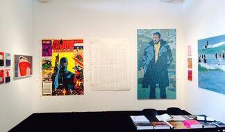 Freight + Volume at Art Market Hamptons 2014, installation view
