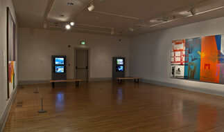 Robert Rauschenberg: ROCI Works from the National Gallery of Art, installation view