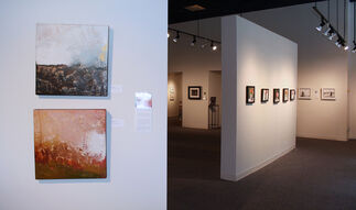 Valentine's Group Show: The Colour Of LOVE, installation view