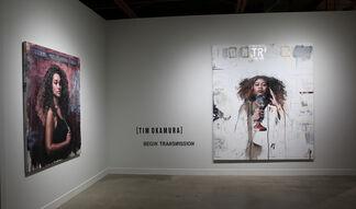 Tim Okamura 'Begin Transmission', installation view