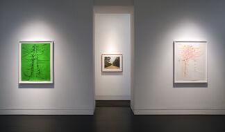 William Christenberry, installation view