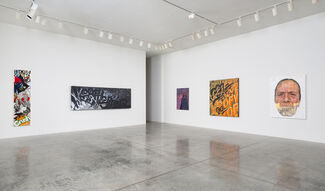 Roll Call:11 artists from L.A., installation view