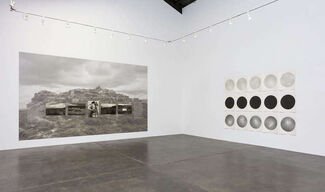 Four Artists, installation view