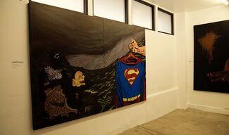Matahati ke Mata Dunia (Matahati in the Eyes of the World), installation view