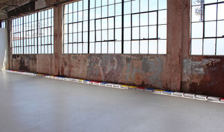 Marco Maggi: West vs. East, installation view