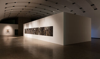 Marcel Odenbach. Beweis zu nichts (Proof of Nothing), installation view