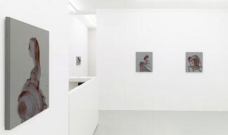 Daniel Lergon - Eigengrau, installation view