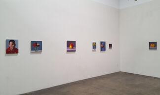 New Work, installation view
