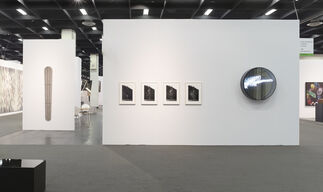 Häusler Contemporary at Art Cologne 2016, installation view