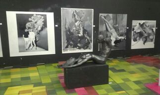Jakub Hubálek, installation view
