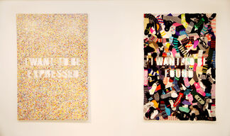 I WANT - Jonathan Rosen X Tom Smith  Curated by Lauren Xandra, installation view
