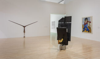 Selections from the Permanent Collection, installation view