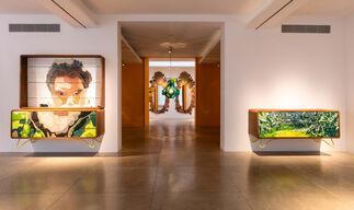 Jorge Pardo 'Meretricious', installation view