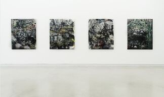 Crossing the Line, installation view