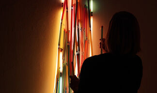 deLIGHT, installation view