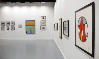 Leslie Laskey: Embrology, installation view