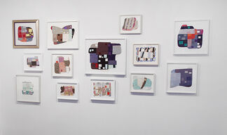 Ruth Root, Old Odd and Oval, installation view