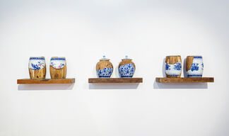 A Song  A Story & The Empty Vessel, installation view