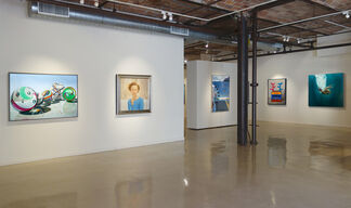 Gallery Henoch at Dallas Art Fair 2014, installation view