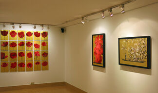Pedro Ruiz, Two Days and One Night. An event organized by BEA and Ediciones El Viso, installation view