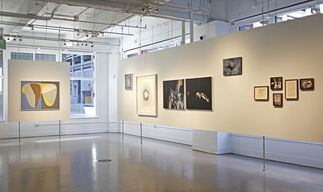 Threads of Memory: One Thousand Ways of Saying Goodbye, installation view