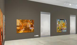 Max Pellegrini, installation view
