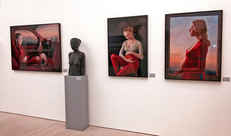 Faur Zsofi Gallery at START Art Fair 2015, installation view