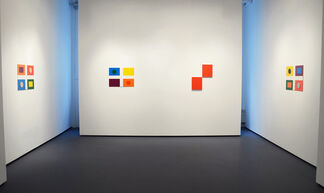 John Nixon: Experimental Painting Workshop – Paintings for an Abstract Commune, installation view