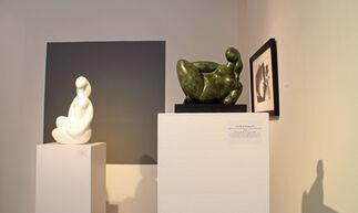 Baltasar Lobo, installation view