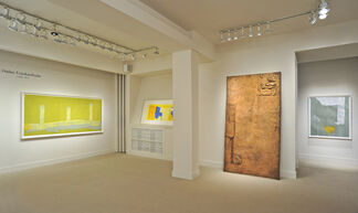 "Helen Frankenthaler ""Color and Texture"", installation view"