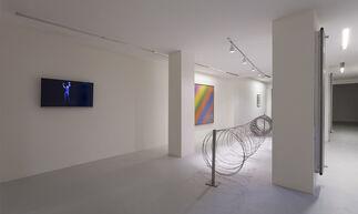 Özlem Günyol & Mustafa Kunt   minute-by-minute, installation view