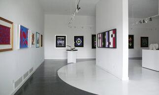 Frank Schwaiger: Meditations, installation view
