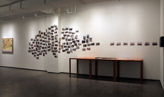 Tiffany Chung: finding one's shadow in ruins and rubble, installation view