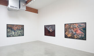 Edward Burtynsky | Industrial Abstract, installation view