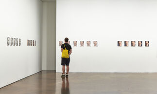 Roni Horn, installation view