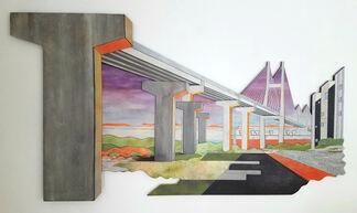 Lisa D. Watson: Interurban, installation view