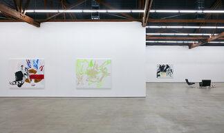 Nicodim Gallery at Art Los Angeles Contemporary 2016, installation view