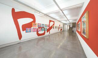 """""""POP IN"""" Postwar Japanese Art, installation view"""