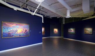 Erin Hanson: Coastal California, installation view