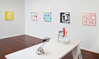 The Musical Box, installation view