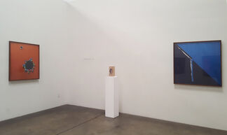 Photographic Works, installation view