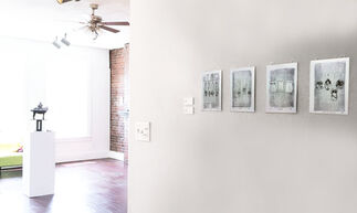 From Ancient to Now, installation view