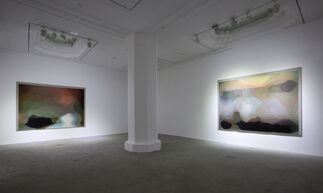 Storm Resurrection: JOHN YOUNG solo exhibition, installation view