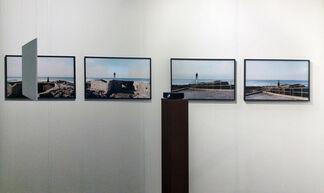 Galerie Kleindienst at VOLTA12 Basel 2016, installation view