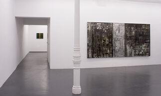 """Álvaro Negro """"El tambor en el bosque"""", installation view"""