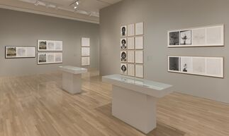 Charles Gaines: Gridwork 1974-1989, installation view
